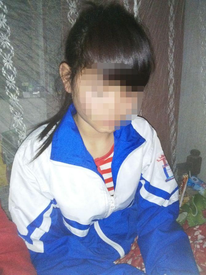 Nữ sinh lớp 9 bị đánh