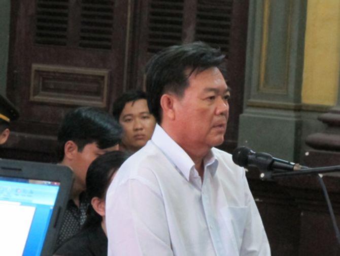 Con đường tù tội của nguyên chủ tịch huyện Hóc Môn - Ảnh 1