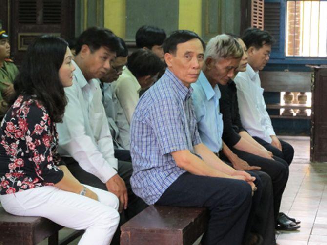 Con đường tù tội của nguyên chủ tịch huyện Hóc Môn - Ảnh 3