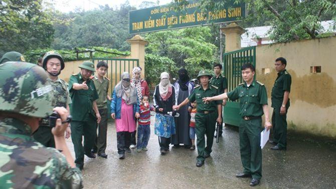 Vụ cướp súng, bắn cán bộ cửa khẩu ở Quảng Ninh: 7 người chết - Ảnh 2
