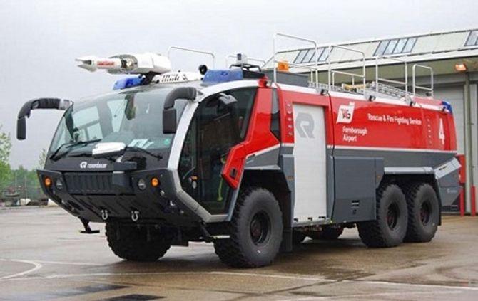Xe chữa cháy triệu đô về Việt Nam - Ảnh 2