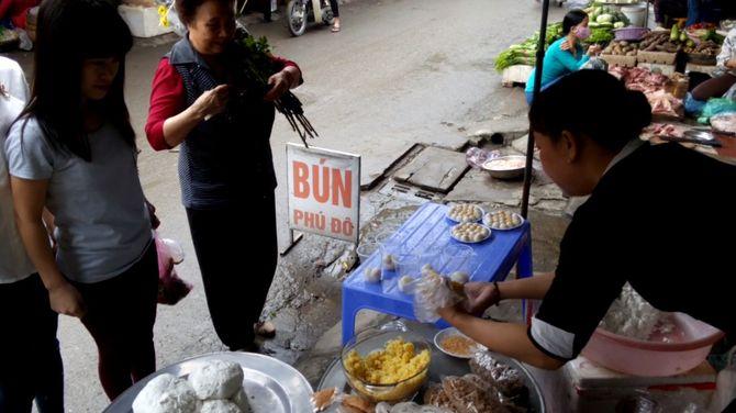 Tháng Ba về đón Tết Hàn thực cùng bánh trôi bánh chay - Ảnh 3