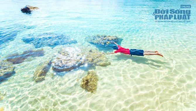 Hòn Nưa - Vùng đảo quyến rũ của biển Đông - Ảnh 5