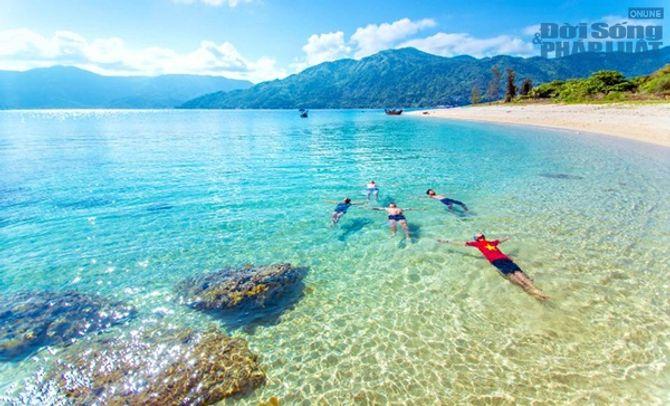 Hòn Nưa - Vùng đảo quyến rũ của biển Đông - Ảnh 7