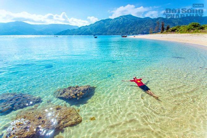 Hòn Nưa - Vùng đảo quyến rũ của biển Đông - Ảnh 6