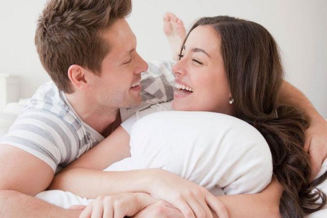 Cải thiện sức khỏe nhờ sex thường xuyên - Ảnh 1