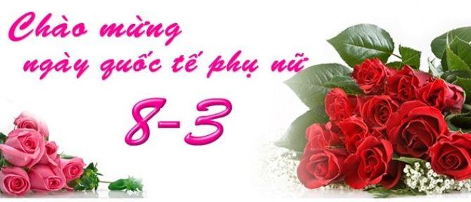 Ngày Quốc tế Phụ nữ gửi tặng lời chúc 8/3 ngọt ngào ý ...