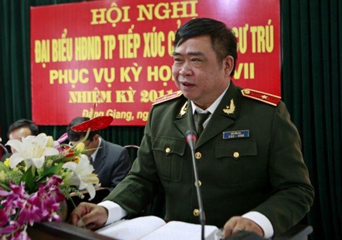 Tướng Đỗ Hữu Ka kể chuyện phá án và ngày ăn 1 gói mì - Ảnh 1