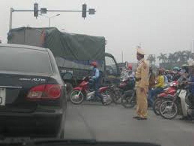 Một Trung tướng Công an tử nạn trên đường đi làm nhiệm vụ