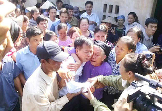 """Thông tin mới nhất về vụ ông Nguyễn Thanh Chấn """"gánh"""" án oan 10 năm - Ảnh 1"""