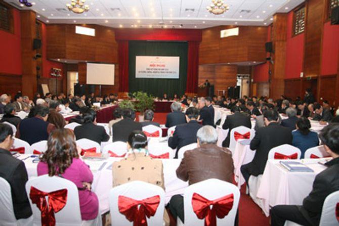 Nâng hoạt động của Hội Luật gia Việt Nam lên tầm cao mới - Ảnh 2