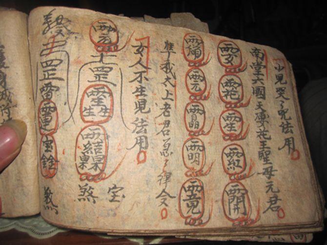 Cách hóa giải bùa ngải theo Phật giáo