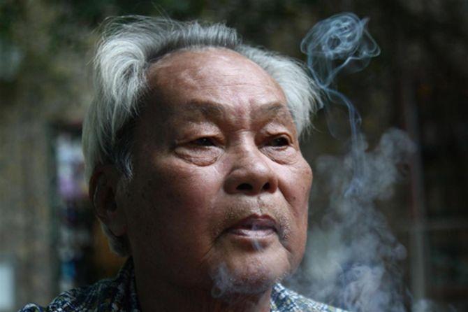 """Nhà văn Nguyễn Quang Sáng, tài năng lớn trọng chữ """"duyên"""" - Ảnh 1"""