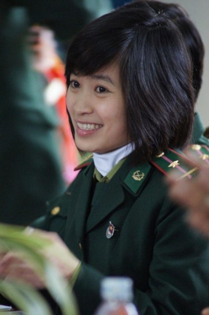 Những nữ quân nhân xinh đẹp của QĐND Việt Nam  - Ảnh 9