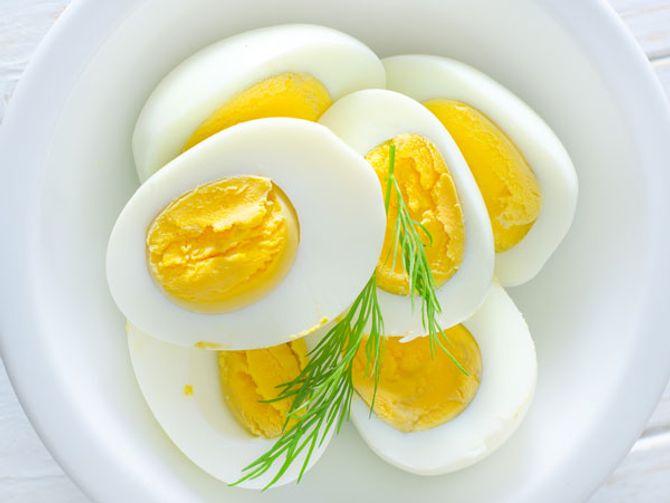 Ngày nào cũng ăn trứng có hại cho sức khỏe hay không?