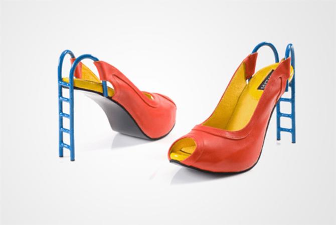 """Xem 10 mẫu giày cao gót """"độc nhất vô nhị"""" trên thế giới - Ảnh 7"""