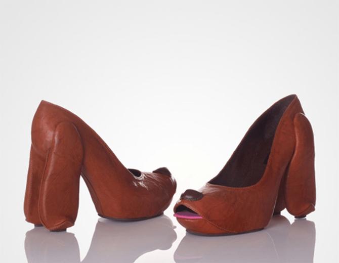 """Xem 10 mẫu giày cao gót """"độc nhất vô nhị"""" trên thế giới - Ảnh 9"""