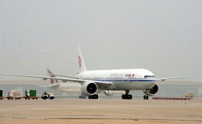 Mỹ đã cảnh báo Boeing 777 có vết nứt trên thân