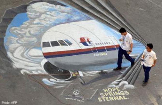 Vụ máy bay Malaysia mất tích: Có thể sẽ mãi là bí ẩn