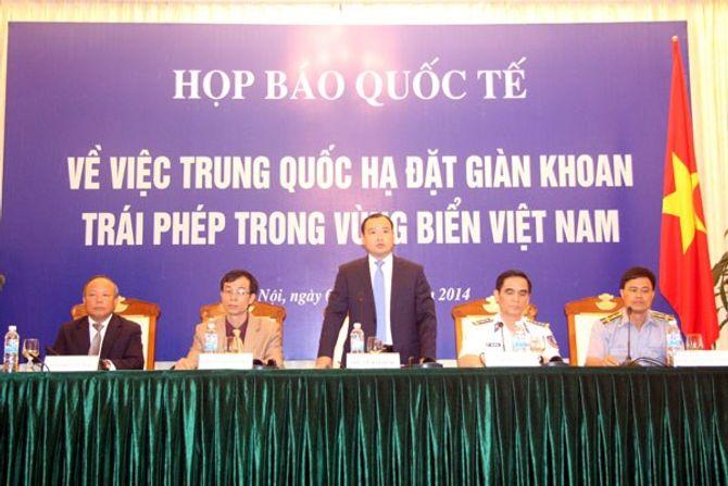 Việt Nam sẽ làm gì nếu Trung Quốc không rút giàn khoan HD-981? - Ảnh 2