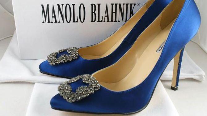 Giày cao gót tôn vinh nét quyến rũ của phái đẹp - Ảnh 2