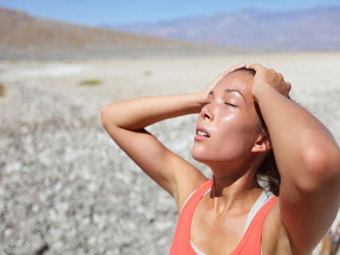 5 lợi ích khi cơ thể đổ mồ hôi