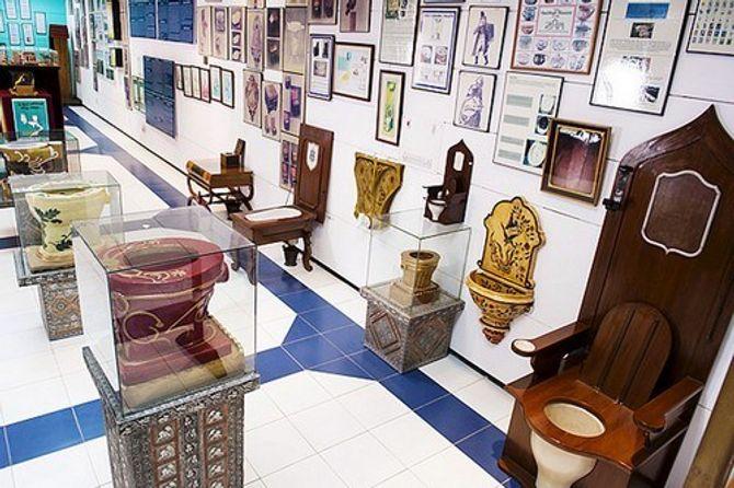 Độc và dị bảo tàng toilet ở Ấn Độ - 2
