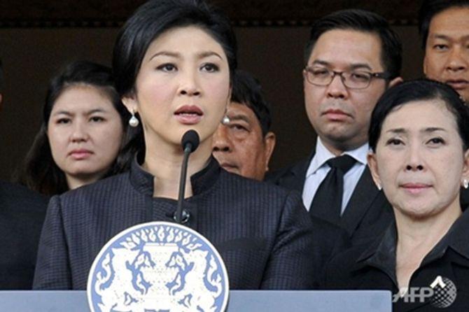 Thái Lan: Thêm nhiều bộ nữa bị người biểu tình bao vây - Ảnh 1