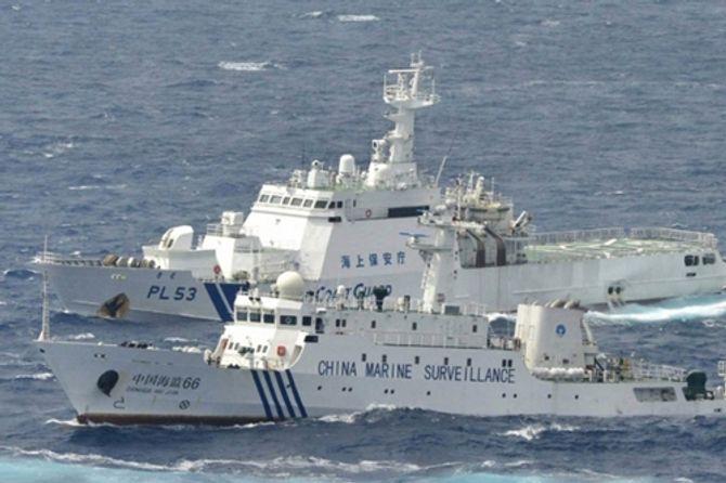 """""""Hạm đội trắng"""": Công cụ xâm lấn biển của Trung Quốc"""