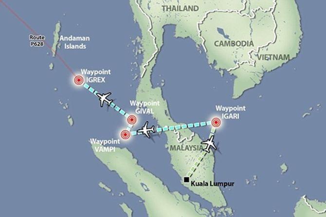 Máy bay Malaysia mất tích: Cơ trưởng là không tặc? - Ảnh 2