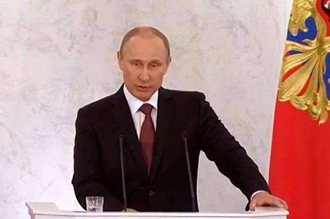 Nga sẽ đi tới đâu sau Crimea? - Ảnh 1