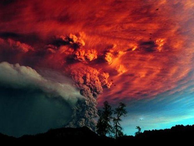 """Nếu """"siêu núi lửa"""" Yellowstone lại phun trào? - Ảnh 1"""