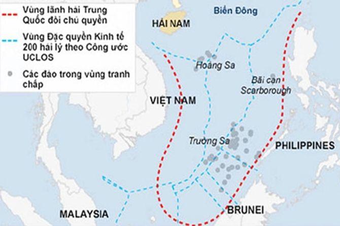 """Trung Quốc """"chơi dao, đứt tay"""" trong tranh chấp Biển Đông  - Ảnh 3"""