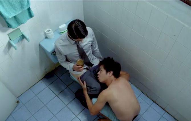 """Những hình ảnh sốc - độc và gây cười của""""Tèo em"""" Thái Hòa - Ảnh 3"""
