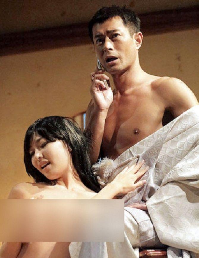 """Cổ Thiên Lạc đóng nhiều cảnh """"nóng"""" trong """"Hào tình 2"""" - Ảnh 2"""
