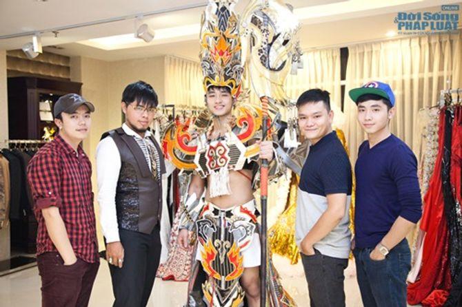 Hữu Vi tham gia Mister Global 2014 tại Thái Lan - Ảnh 9