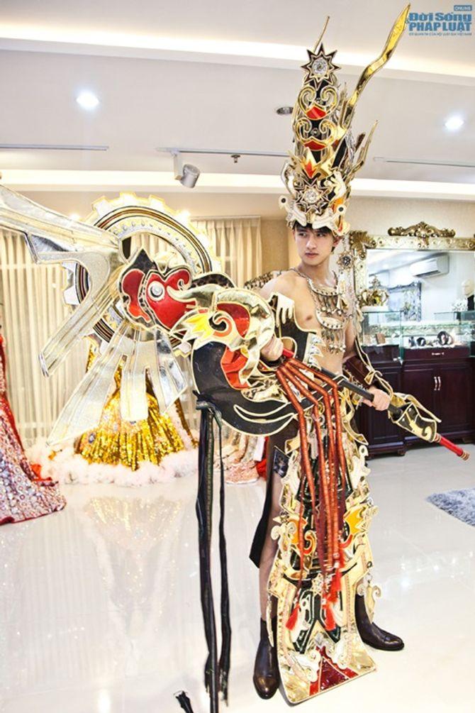 Hữu Vi tham gia Mister Global 2014 tại Thái Lan - Ảnh 5