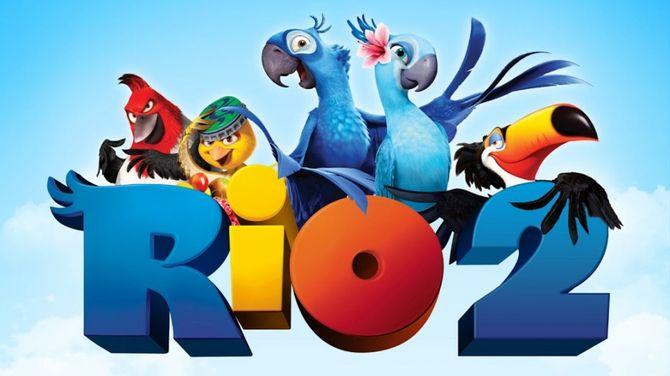 """""""Rio 2"""" soán ngôi phim ăn khách của """"Caption America 2"""" - Ảnh 1"""