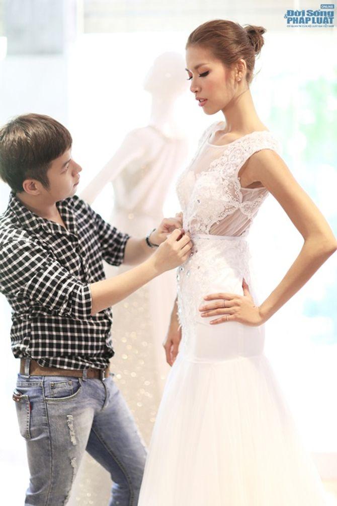 Trúc Diễm, Trang Trần, Minh Tú rủ nhau làm cô dâu - Ảnh 6