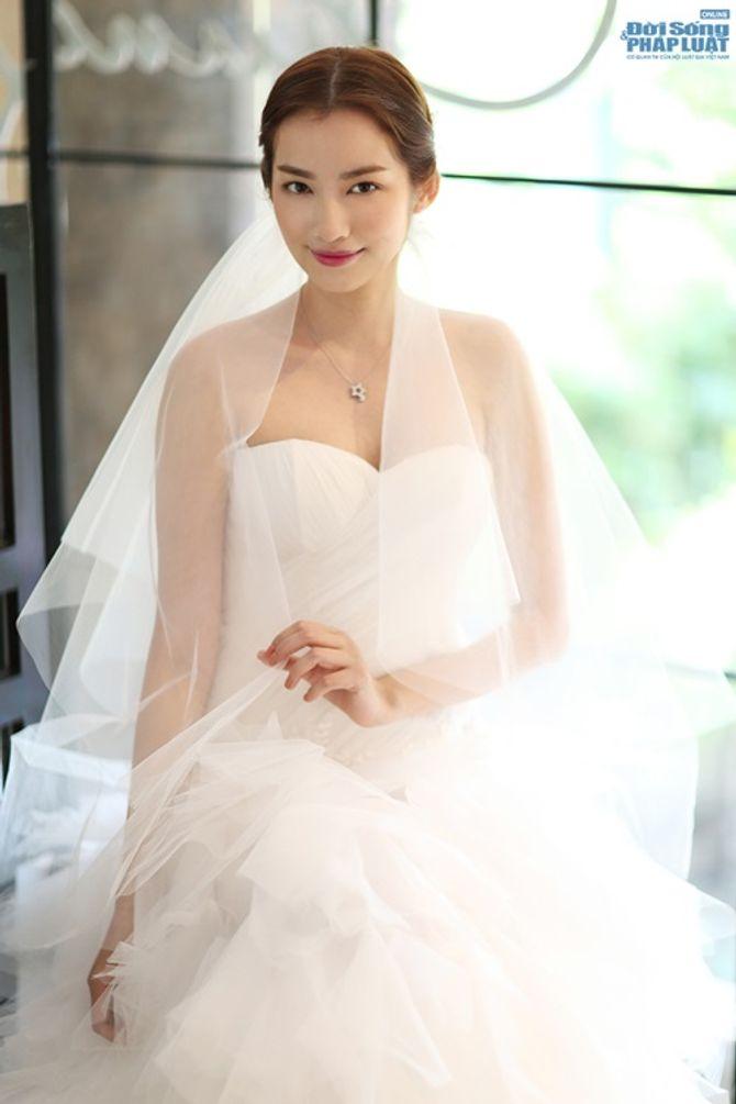 Trúc Diễm, Trang Trần, Minh Tú rủ nhau làm cô dâu - Ảnh 1