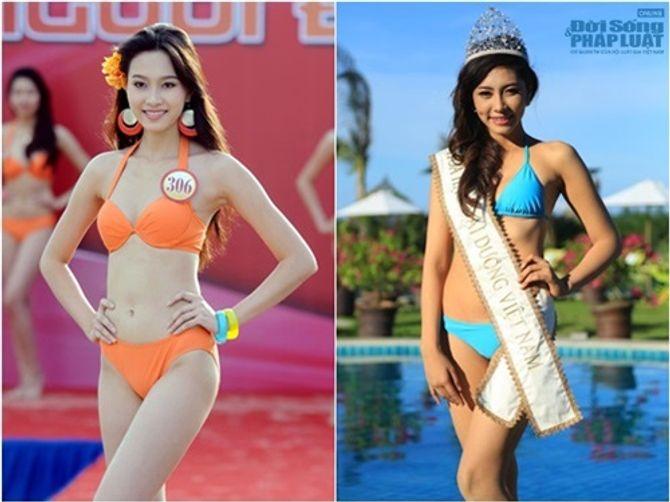So sánh nhan sắc hai Hoa hậu cùng tên Đặng Thu Thảo - Ảnh 6