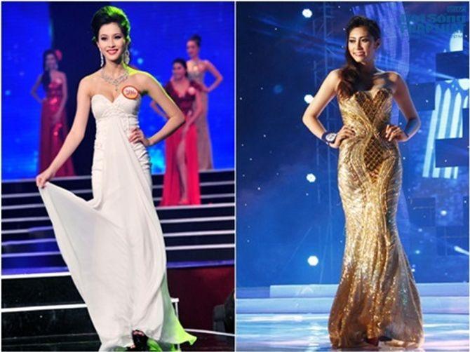 So sánh nhan sắc hai Hoa hậu cùng tên Đặng Thu Thảo - Ảnh 9