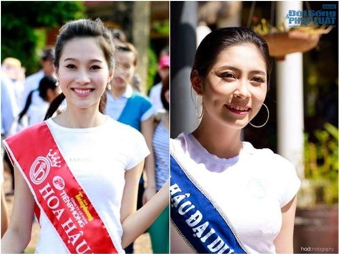 So sánh nhan sắc hai Hoa hậu cùng tên Đặng Thu Thảo - Ảnh 3
