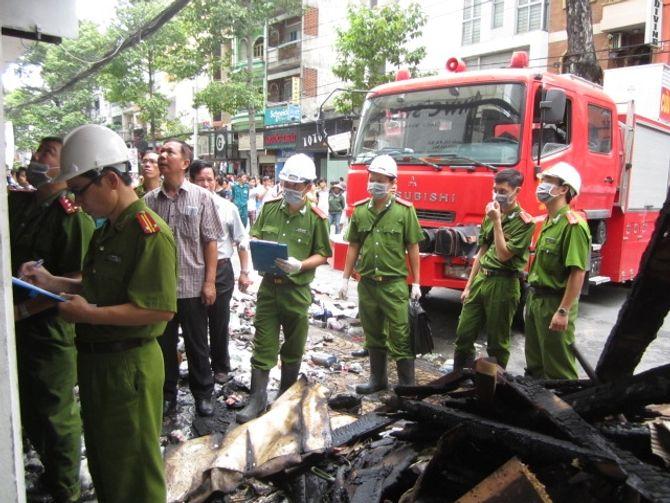 Vụ cháy 7 người chết: Lời kể của người sống sót duy nhất