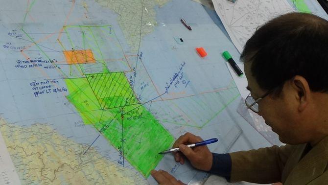 Cập nhật: Ngày thứ 3 tìm kiếm máy bay Malaysia mất tích - Ảnh 3