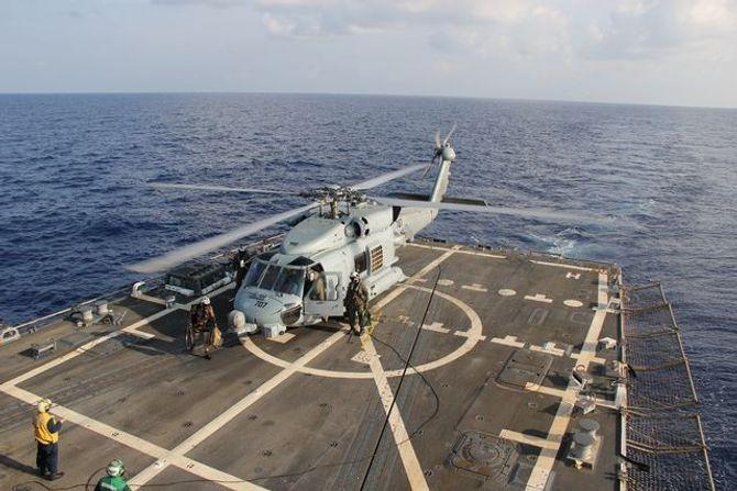 Cập nhật: Ngày thứ 3 tìm kiếm máy bay Malaysia mất tích - Ảnh 1
