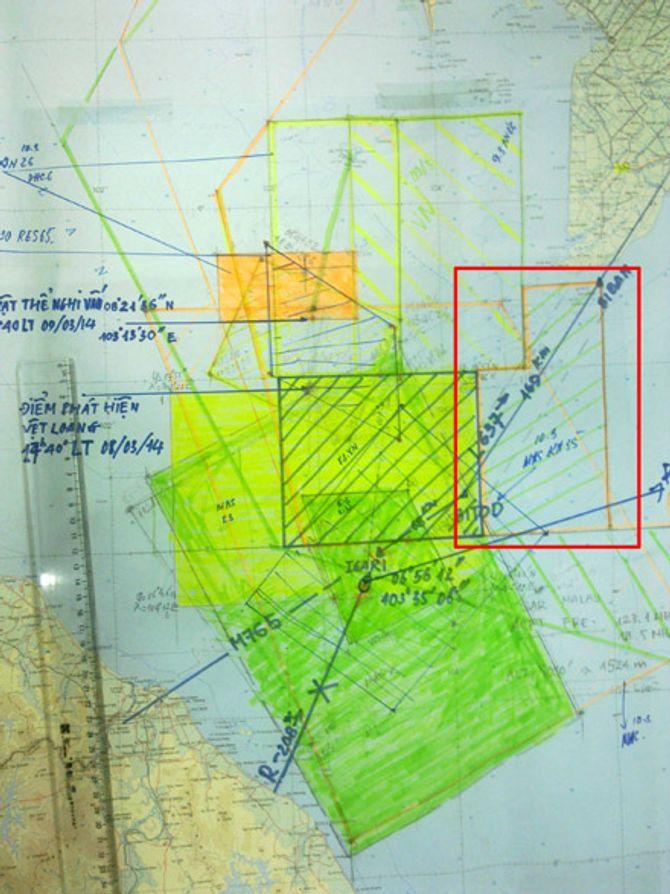 Cập nhật: Ngày thứ 3 tìm kiếm máy bay Malaysia mất tích - Ảnh 2