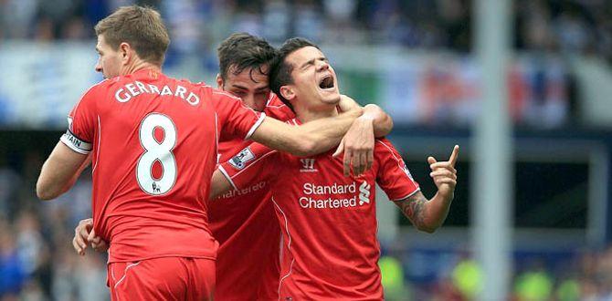 Liverpool 4 bàn thắng chỉ trong 8 phút cuối