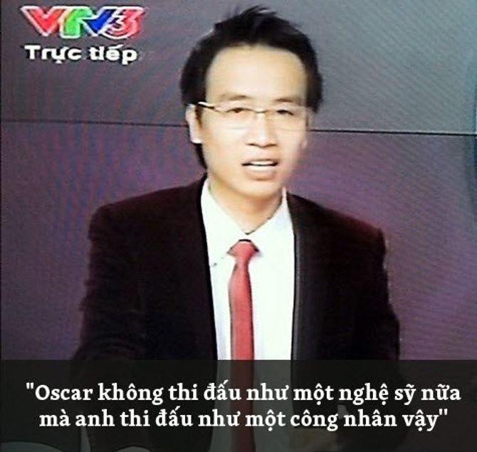 Ngay sau khi trận mở màn Ngày hội bóng đá lớn nhất hành tinh kết thúc dân  mạng đã truyền tay nhau 5 câu nói ấn tượng nhất mà BLV Tạ Biên Cương đã  thốt ra.