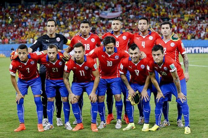 Đội bóng nào nghiện xăm hình nhất World Cup 2014? - Ảnh 1